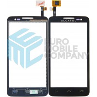 Alcatel One Touch X Pop (5035) Digitizer - Black
