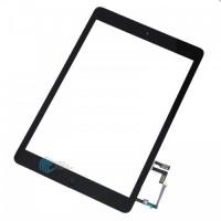 iPad Air/ iPad 2017 Digitizer + Home Button Flex OEM - Black