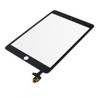 iPad mini 3 Digitizer + homebutton flex OEM - Black