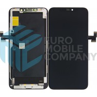 iPhone 11 Pro Max Display + Digitizer Soft OLED Quality - Black