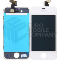 iPhone 4 Display + Digitizer A+ Quality - White