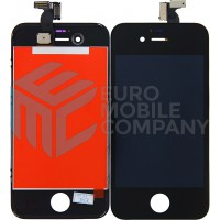 iPhone 4S Display + Digitizer A+ Quality - Black