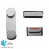 Buttons (Power,Volume,Vibrator Mute) For iPhone 5