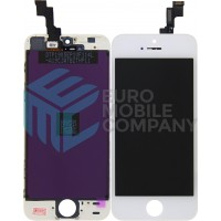 iPhone 5S/SE Display + Digitizer Module - OEM Replacement Glass - White