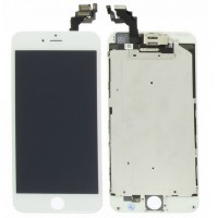iPhone 6 Display + Touchscreen Full OEM Pulled - White
