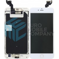 iPhone 6S Plus Display + Digitizer, Pre Assembled A+ High Quality - White