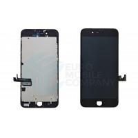 iPhone 7 Plus Display + Digitizer, +Metal Plate A+ High Quality - Black