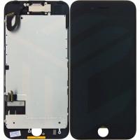 iPhone 7 Display + Digitizer Full OEM Pulled - Black