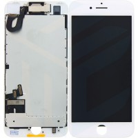 iPhone 7 Display + Digitizer Full OEM Pulled - White