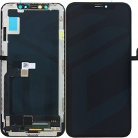 iPhone X Display + Digitizer Top Incell Quality - Black