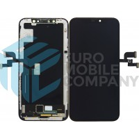 iPhone X Full Original Pulled Display - Black