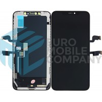 iPhone XS Max Display incl Digitizer - Replacement Glass, - Black