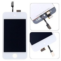 iPod Touch 4 Display + Digitizer OEM - White