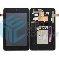 Asus MeMo Pad HD 7.0 ME173 Display + Digitizer Complete - Black