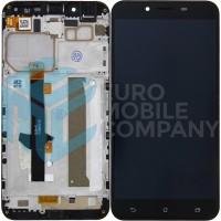 Asus ZenFone 3 Max (ZC553KL) Display + Digitizer Complete - Black