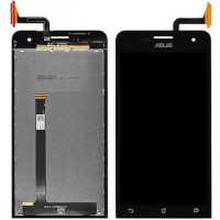 Asus Zenfone 5 A500CG LCD + Digitizer Complete - Black