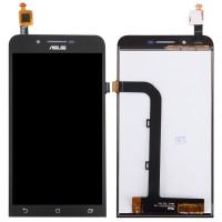 Asus Zenfone Go ZC500TG Display + Digitizer Complete - Black