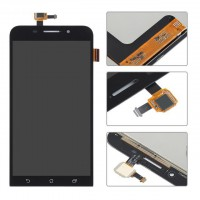 Asus Zenfone Max ZC550KL Display + Digitizer Complete - Black
