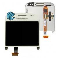 BlackBerry 9900 Bold LCD Module Complete - White