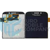 Blackberry Q20 Classic Display Module LCD + Digitizer - Black