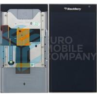 Blackberry Priv LCD + Digitizer + Frame - Black