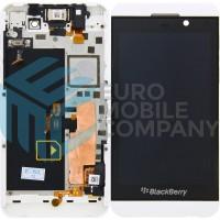 Blackberry Z10 Display Complete - White