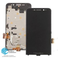 Blackberry Z30 Display + Touchscreen Module - Black