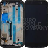 Blackberry Dtek50 Display + Digitizer + Frame - Black