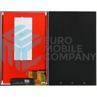 Blackberry KEYone Display + Digitizer Complete - Black