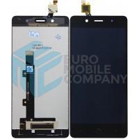 BQ Aquaris X5 Plus LCD + Touchscreen - Black