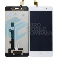 BQ Aquaris X5 Plus LCD + Touchscreen - White