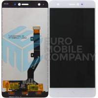 BQ Aquaris X/X Pro Display+Digitizer Complete - White