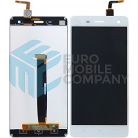 Xiaomi Mi 4 LCD + Digitizer Complete - White