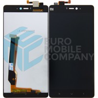Xiaomi Mi 4C Display module LCD + Digitizer - Black