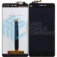 Xiaomi Mi 4S Display + Digitizer Complete - Black