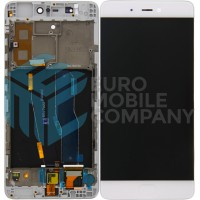 Xiaomi Mi 5S OEM Display Complete With Frame - White