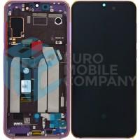 Xiaomi Mi 9 SE Amoled Display + Digitizer + Frame OEM Complete - Purple
