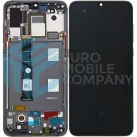 Xiaomi Mi 9 Amoled Display + Digitizer + Frame OEM Complete - Black