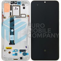 Xiaomi Mi 9 Amoled Display + Digitizer + Frame OEM Complete - White