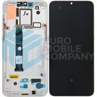 Xiaomi Mi 9 Amoled LCD + Digitizer + Frame OEM Complete - White