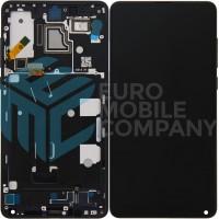 Xiaomi Mi Mix 2s OEM Display Complete With Frame - Black