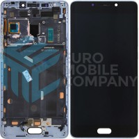 Xiaomi Mi Note 2 LCD + Digitizer Complete With Frame - Blue
