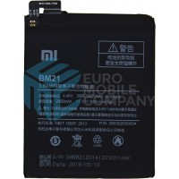 Xiaomi Mi Note Battery - BM21 3000mAh