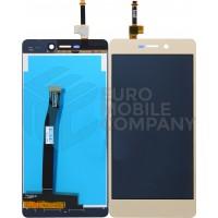 Xiaomi Redmi 3 /3S / 3Pro LCD+Touchscreen - Gold
