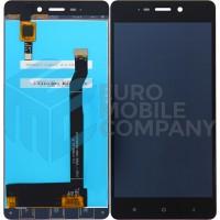 Xiaomi Redmi 4 Display + Digitizer Complete - Black