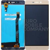 Xiaomi Redmi 4 Display + Digitizer Complete - Gold