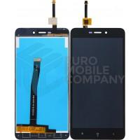 Xiaomi Redmi 4A LCD + Digitizer Complete - Black
