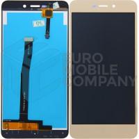 Xiaomi Redmi 4A LCD + Digitizer Complete - Gold