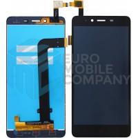 Xiaomi Redmi Note 2 Display + Digitizer - Black