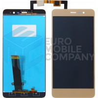Xiaomi Redmi Note 3 Pro Display + Digitizer - Gold